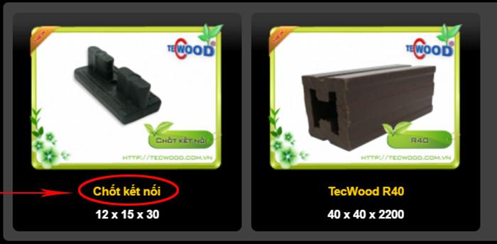 Cách xem chi tiết phụ kiện sàn gỗ