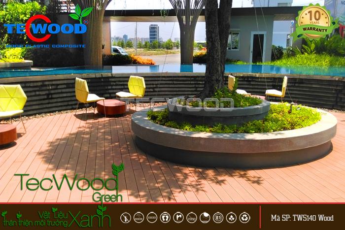 sàn gỗ trang trí