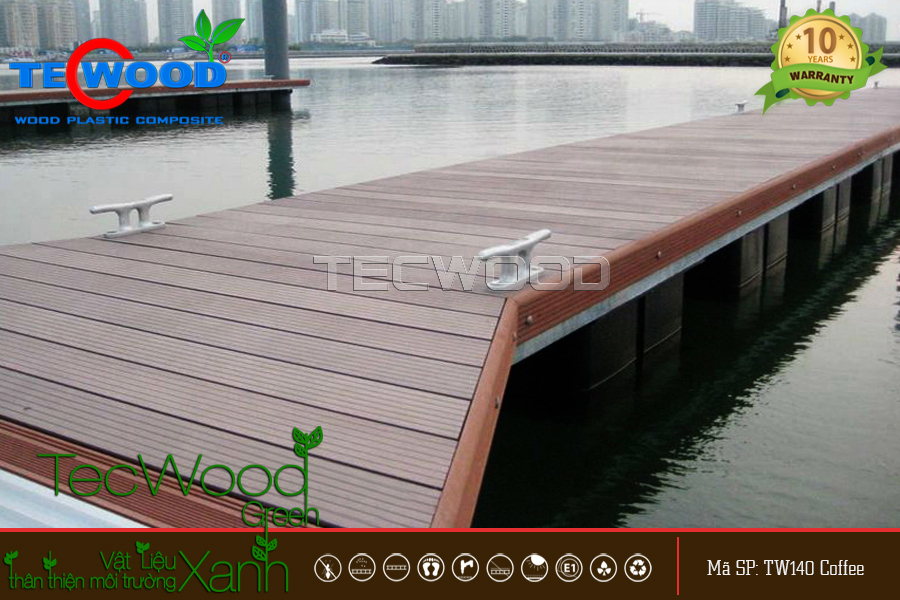 hình 5 - sàn gỗ du thuyền