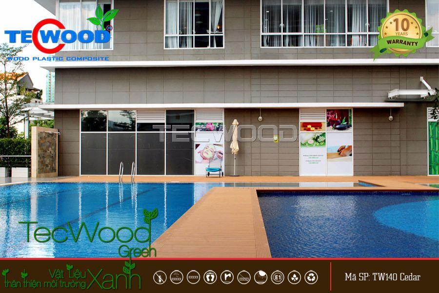 phân loại sàn gỗ ngoài trời
