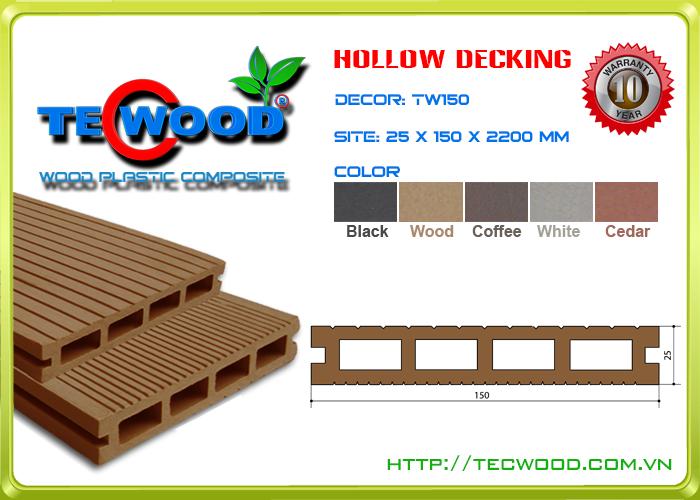 Sản phẩm ván sàn gỗ ngoài trời