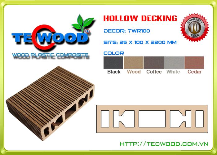 Thanh lam Tecwood TWR100