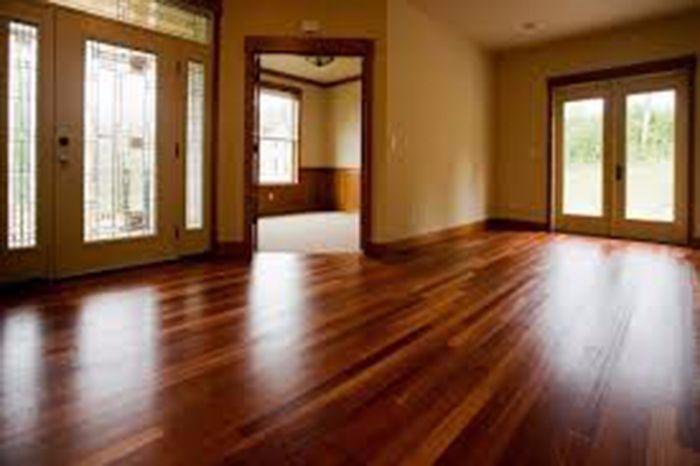 Sàn gỗ tự nhiên lót sàn nhà