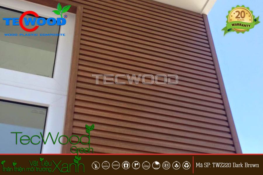 bảng giá gỗ nhựa ốp tường