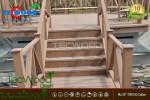 ảnh công trình lót sàn gỗ ban công