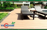 sàn gỗ, gỗ nhựa, TecWood, giá rẻ.