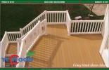 gỗ nhựa, TecWood, gỗ nhựa trang trí nội thất, gỗ nhựa trang trí ngoại thất.