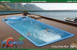 gỗ nhựa, TecWood, ván lót hồ bơi, sàn lót hồ bơi.