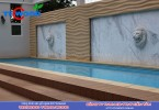 mẫu sàn gỗ lót hồ bơi đẹp nhất hiện nay