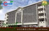 Thanh lam gỗ nhựa TWS100 Black
