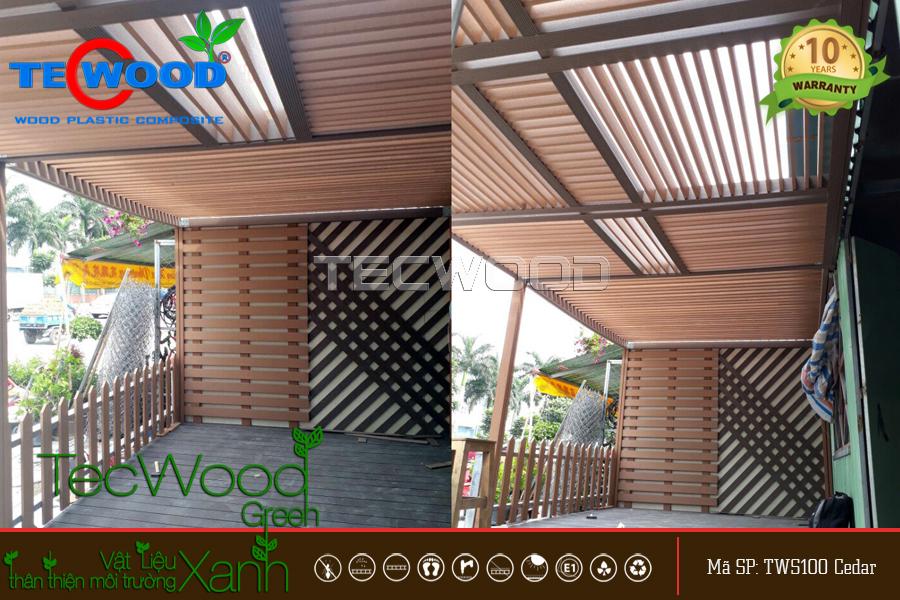 trần lam gỗ công nghiệp